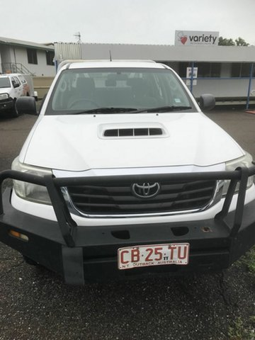 Used Toyota Hilux, Parap, 2012 Toyota Hilux Dual Cab