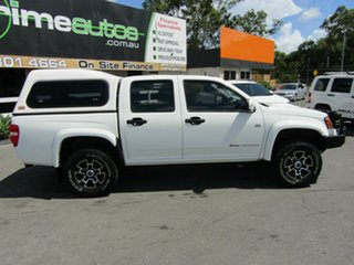 2010 Holden Colorado LX (4x4) Crew Cab Pickup.