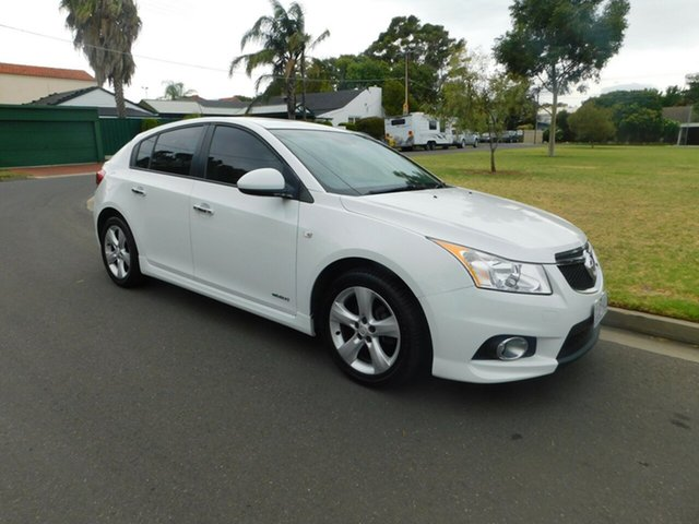 Used Holden Cruze SRi-V, Somerton Park, 2012 Holden Cruze SRi-V Hatchback