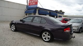 2004 Ford Falcon XR6 Sedan.