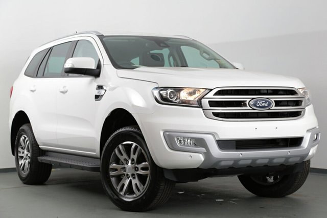 New Ford Everest Trend RWD, Narellan, 2017 Ford Everest Trend RWD SUV