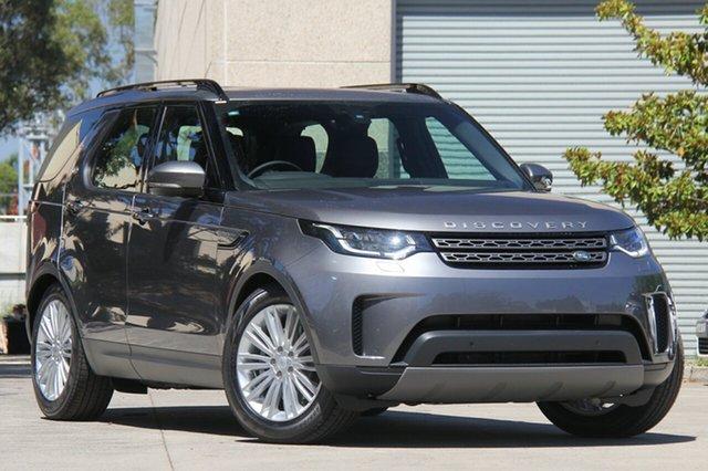 Demonstrator, Demo, Near New Land Rover Discovery SD4 SE (177KW), Concord, 2018 Land Rover Discovery SD4 SE (177KW) Wagon