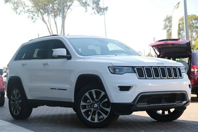 Discounted New Jeep Grand Cherokee Limited, Southport, 2017 Jeep Grand Cherokee Limited SUV