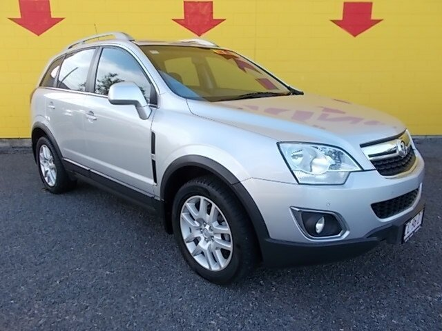 Discounted Used Holden Captiva 5 AWD LT, Winnellie, 2013 Holden Captiva 5 AWD LT Wagon