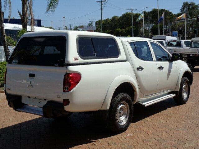 Used Mitsubishi Triton GLX Double Cab, Bokarina, 2013 Mitsubishi Triton GLX Double Cab MN MY13 Utility