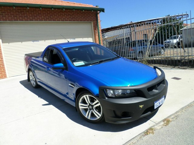 Used Holden Ute SV6, Mount Lawley, 2009 Holden Ute SV6 Utility