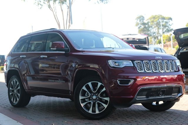Discounted New Jeep Grand Cherokee Overland, Southport, 2017 Jeep Grand Cherokee Overland SUV