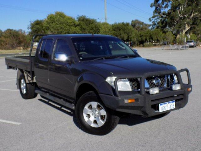 Used Nissan Navara ST-X, Maddington, 2008 Nissan Navara ST-X Utility