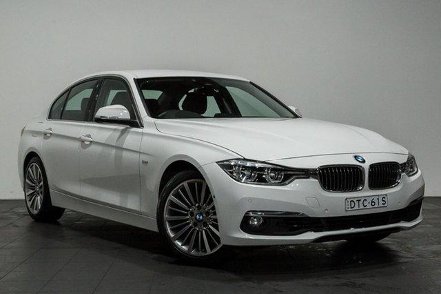 Used BMW 320i Luxury Line, Rozelle, 2016 BMW 320i Luxury Line Sedan