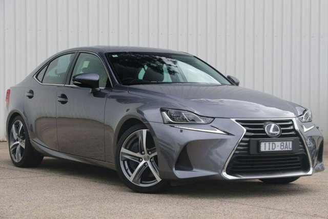 Used Lexus IS350 Sports Luxury, Elsternwick, 2017 Lexus IS350 Sports Luxury Sedan