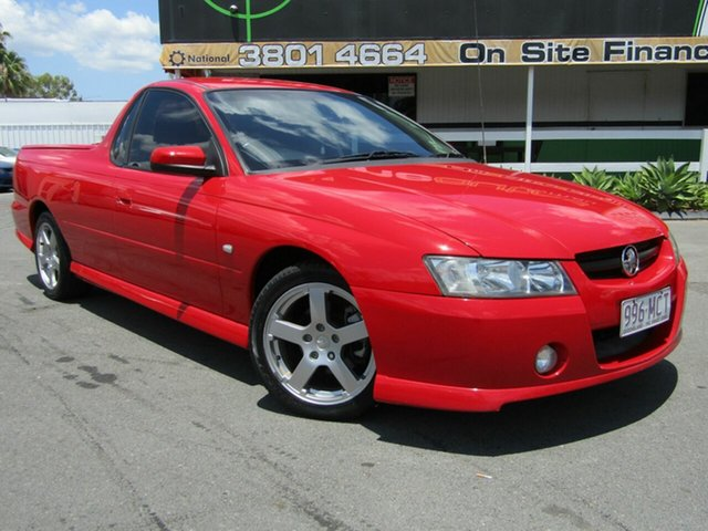 Used Holden Commodore SV6, Loganholme, 2006 Holden Commodore SV6 Utility