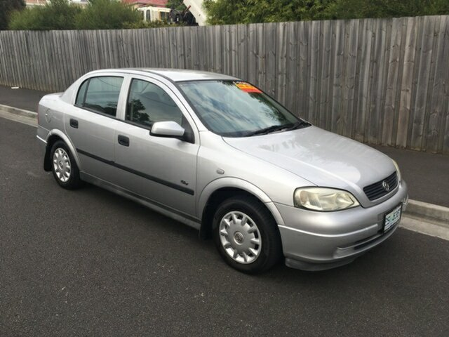 Used Holden Astra City, North Hobart, 2003 Holden Astra City Sedan