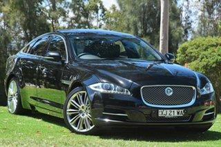 2011 Jaguar XJ Premium SWB Luxury Sedan.