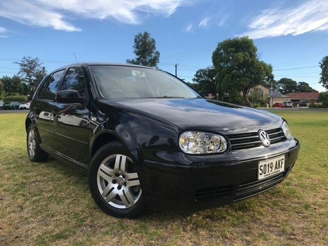 Used Volkswagen Golf Generation, Somerton Park, 2003 Volkswagen Golf Generation Hatchback