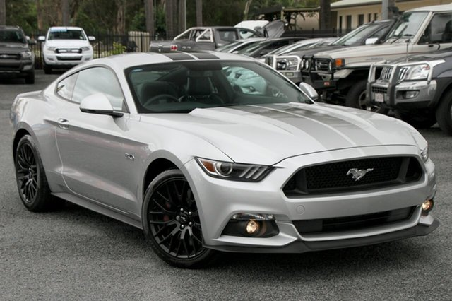 New Ford Mustang GT Fastback, Beaudesert, 2017 Ford Mustang GT Fastback Fastback