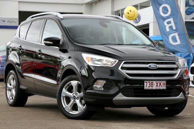 Demonstrator, Demo, Near New Ford Escape Trend 2WD, Beaudesert, 2016 Ford Escape Trend 2WD Wagon