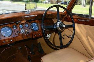 1951 Jaguar Mark V Convertible.