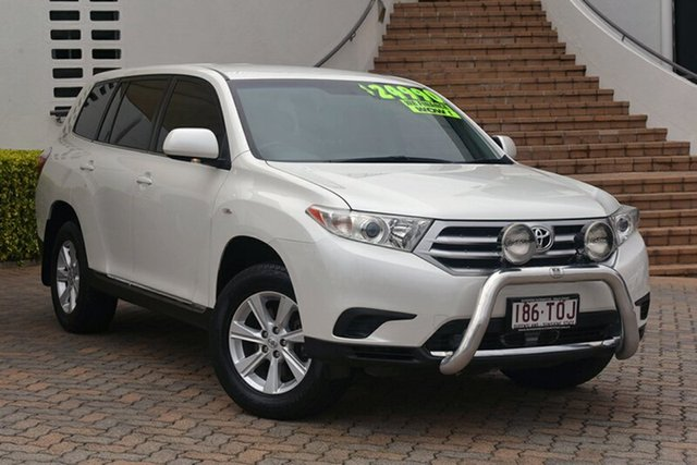 Discounted Used Toyota Kluger KX-R 2WD, Southport, 2013 Toyota Kluger KX-R 2WD Wagon