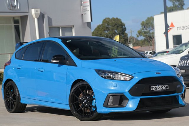 Used Ford Focus RS AWD Limited Edition, Southport, 2017 Ford Focus RS AWD Limited Edition Hatchback