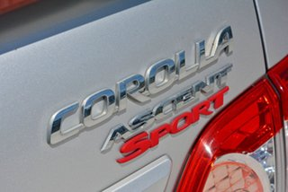 2012 Toyota Corolla Ascent Sport Sedan.