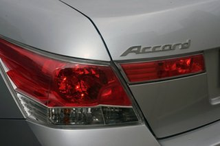 2010 Honda Accord VTi Sedan.