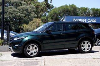 2015 Land Rover Range Rover Evoque SD4 Dynamic Wagon.
