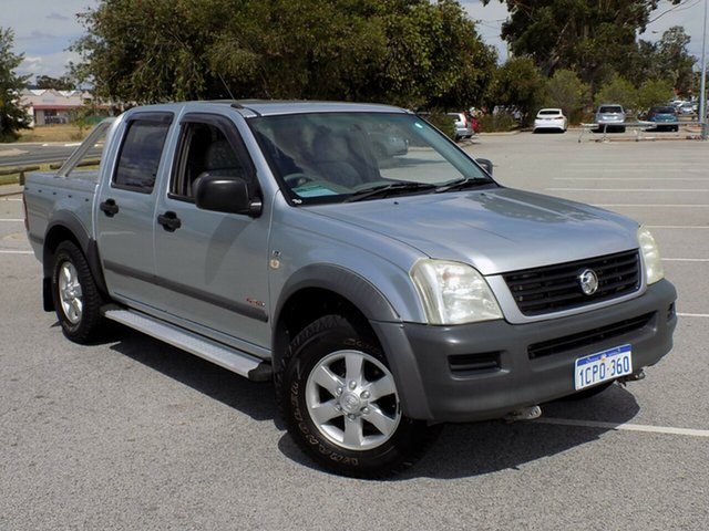 Used Holden Rodeo LX Crew Cab, Maddington, 2006 Holden Rodeo LX Crew Cab Utility