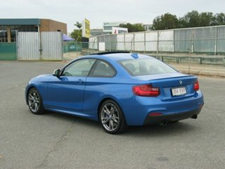 2014 BMW M235i Coupe.