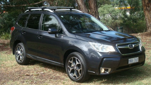 Used Subaru Forester XT Lineartronic AWD Premium, Queanbeyan, 2014 Subaru Forester XT Lineartronic AWD Premium Wagon