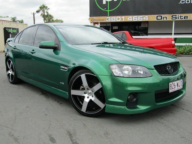 Used Holden Commodore SV6, Loganholme, 2010 Holden Commodore SV6 Sedan