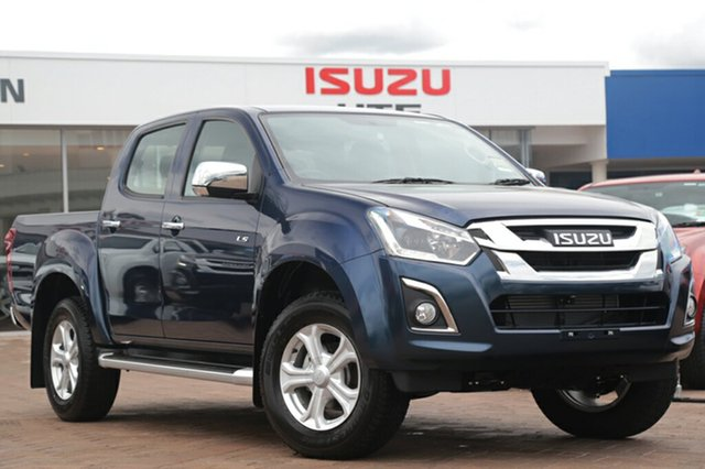 Discounted New Isuzu D-MAX LS-U Crew Cab High Ride, Southport, 2017 Isuzu D-MAX LS-U Crew Cab High Ride Utility