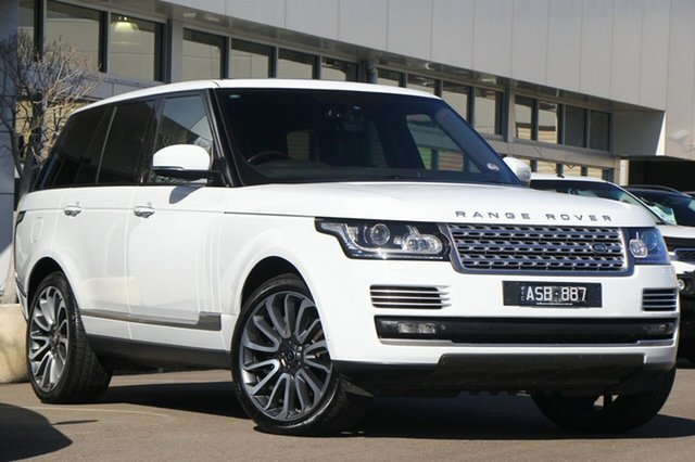Used Land Rover Range Rover, Port Melbourne, 2013 Land Rover Range Rover Wagon