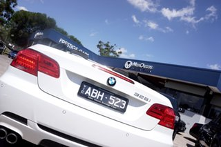 2013 BMW 325I Steptronic Convertible.
