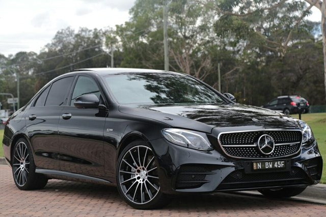 Discounted Used Mercedes-Benz E43 AMG 9G-TRONIC PLUS 4MATIC, Warwick Farm, 2017 Mercedes-Benz E43 AMG 9G-TRONIC PLUS 4MATIC Sedan