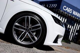 2017 Audi TT S Line S tronic quattro Coupe.