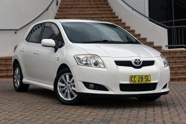 Discounted Used Toyota Corolla Conquest, Southport, 2007 Toyota Corolla Conquest Hatchback