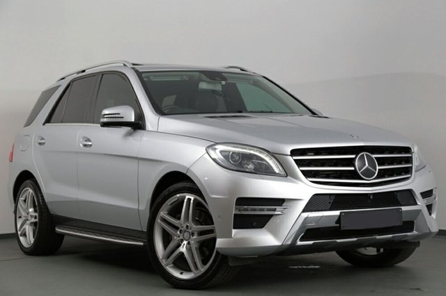 Used Mercedes-Benz ML350 BlueTEC 7G-Tronic +, Narellan, 2013 Mercedes-Benz ML350 BlueTEC 7G-Tronic + SUV