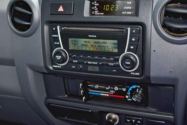 Used Toyota Landcruiser GXL, Robina, 2014 Toyota Landcruiser GXL VDJ79R MY13 Cab Chassis