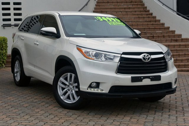 Discounted Used Toyota Kluger GX AWD, Southport, 2014 Toyota Kluger GX AWD Wagon