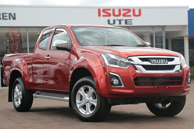 Discounted New Isuzu D-MAX LS-U Space Cab, Southport, 2017 Isuzu D-MAX LS-U Space Cab Utility
