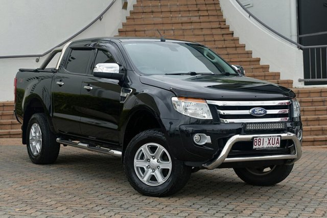 Discounted Used Ford Ranger XLT Double Cab, Southport, 2012 Ford Ranger XLT Double Cab Utility