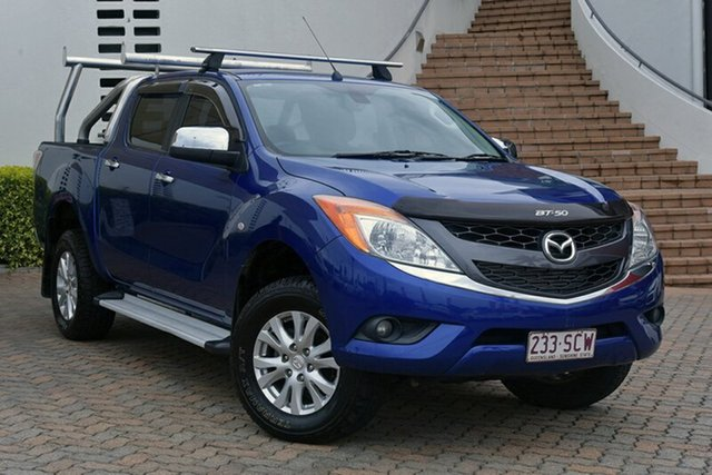 Discounted Used Mazda BT-50 GT, Southport, 2012 Mazda BT-50 GT Utility