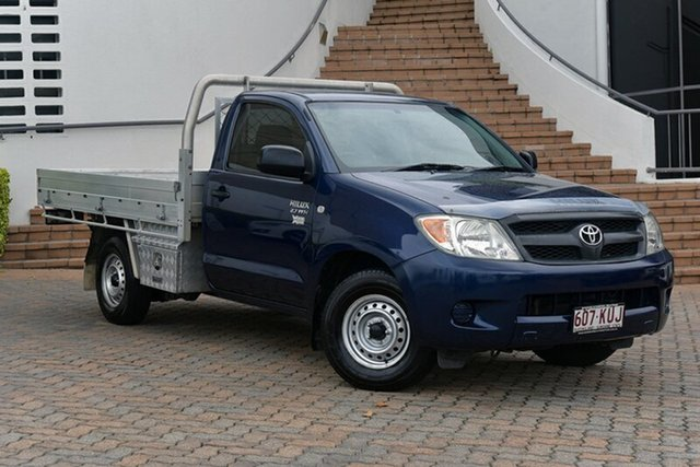 Discounted Used Toyota Hilux Workmate, Southport, 2008 Toyota Hilux Workmate Cab Chassis