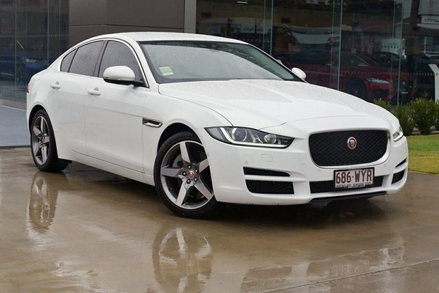 Demonstrator, Demo, Near New Jaguar XE 25T Prestige, Southport, 2016 Jaguar XE 25T Prestige Sedan
