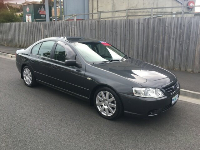 Used Ford Falcon Futura Eurosport, North Hobart, 2006 Ford Falcon Futura Eurosport Sedan