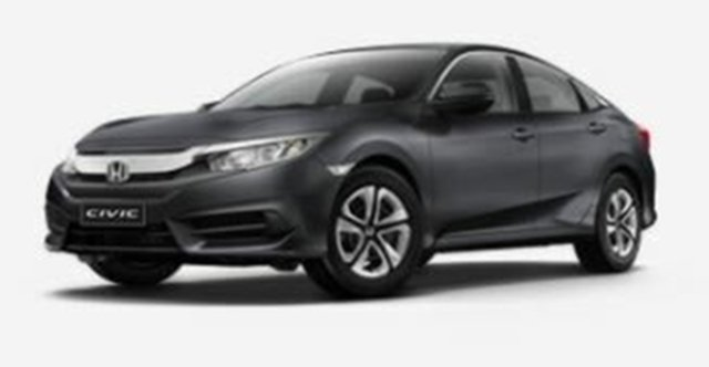 New Honda Civic VTi, Atherton, 2017 Honda Civic VTi Sedan