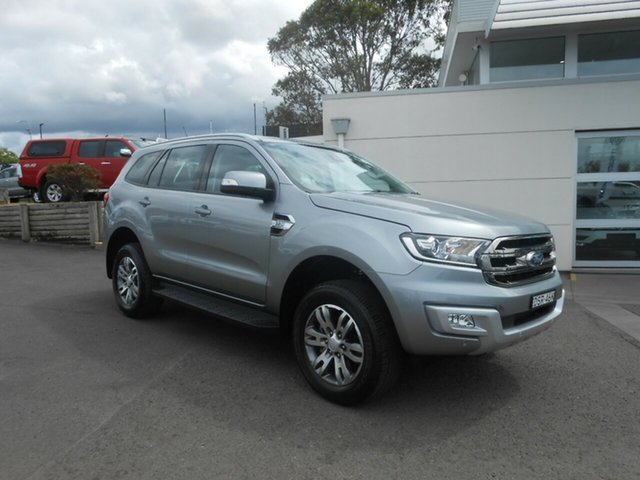 Used Ford Everest Trend 4WD, Nowra, 2017 Ford Everest Trend 4WD Wagon