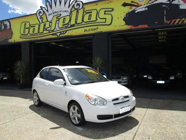 Used Hyundai Accent GL, O'Connor, 2006 Hyundai Accent GL Hatchback