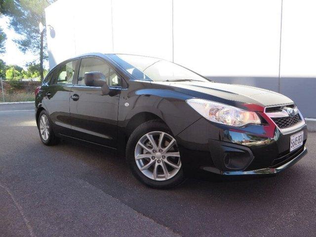 Used Subaru Impreza 2.0i Lineartronic AWD, Reynella, 2014 Subaru Impreza 2.0i Lineartronic AWD Hatchback
