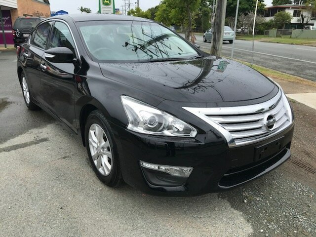 Used Nissan Altima ST X-tronic, Caboolture, 2014 Nissan Altima ST X-tronic Sedan